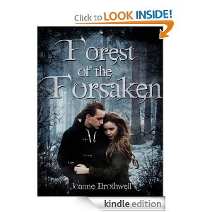 Forest of the Forsaken by Joanne Brothwell
