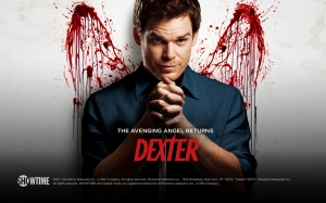 I've never seen it, but Dexter is one of those shows that people may be uncomfortable with, given what Dexter does.